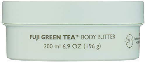 The Body Shop Fuji Green Tea Butter, 6.9 - Green Tea Body Works
