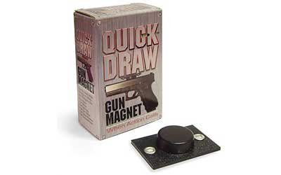 Ps Quick Draw Gun Magnet Blk, Outdoor Stuffs