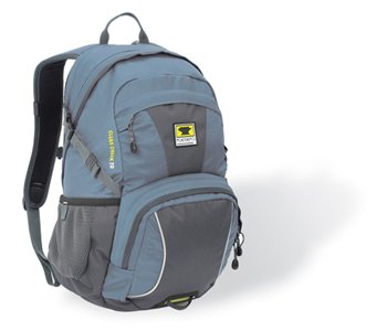 Mountainsmith Clear Creek 20 Recycled All Terrain Backpack,   Large Lotus Blue, Outdoor Stuffs