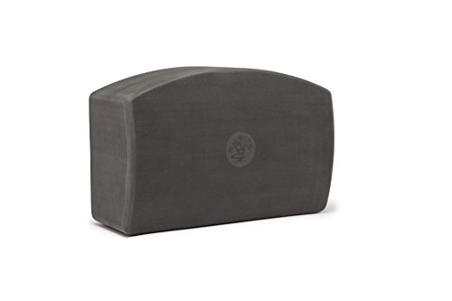 Manduka Recycled unBLOK Foam Yoga Block, Thunder