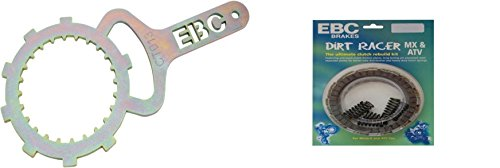 EBC DRC Series Clutch Rebuild Kit With Removal Tool for HONDA TRX250R FourTrax 1986-1987 - Fourtrax Ebc Clutch