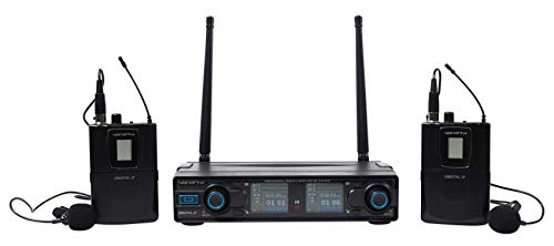 (VOCOPRO Wireless Lavalier Microphone (DIGITAL-2LAVALIER))