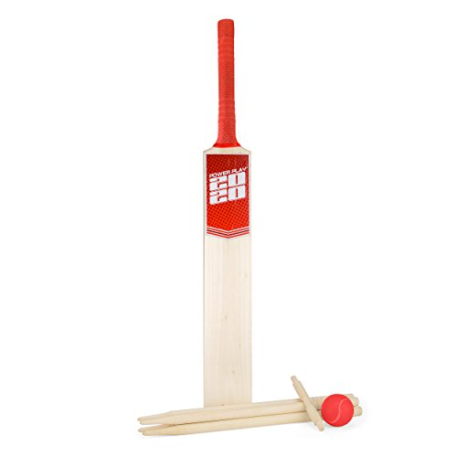 Power Play Toyrific Deluxe Cricket Set in Bag - Size 5