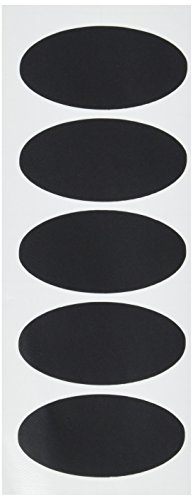 Wrapables Chalkboard Labels Stickers 2 Inch