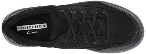 Clarks Femmes Darleigh Cora Sneaker Noir