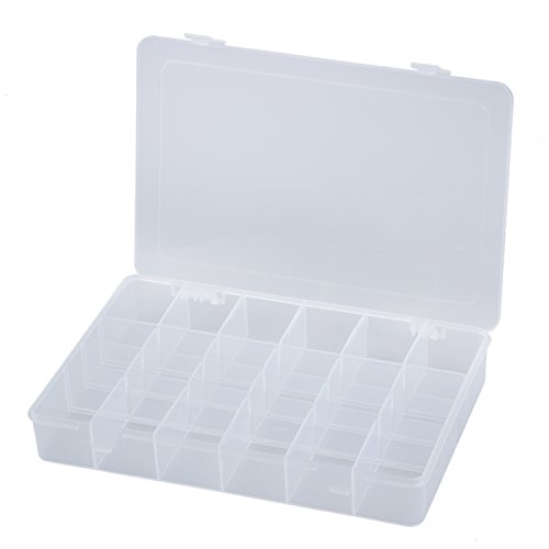 toogoor-clear-white-plastic-24-compartments-fishing-fish-lure-storage-box-case