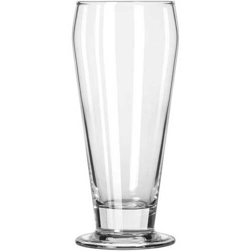 Libbey 3812 Footed Beers 12 Ounce Ale Glass - 36 / (Libbey Footed Ale)