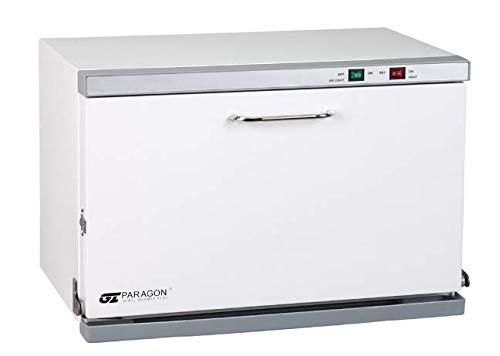 Paragon PC81 Hot Towel Cabinet with Uv Light Medium