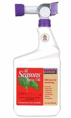 (All Seasons Horticultural Oil Spray Ready To Spray32 fl. oz)