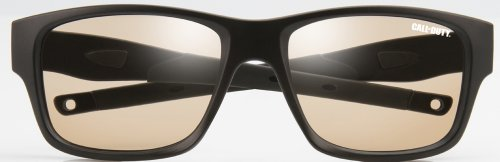Allure Eyewear Call of Duty Ghosts Gaming Eyewear, Matte Black - Xbox 360