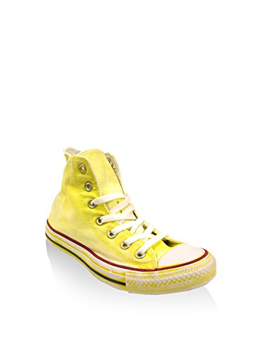 Converse Unisex-Erwachsene All Star Hi Hightop Sneaker Neon Yellow