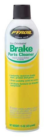 Brake Parts Cleaner 15 Oz Can by Pyroil