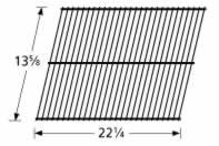 - Music City Metals 94301 Steel Wire Rock Grate Replacement for Select Gas Grill Models by Arkla, Charmglow and Others