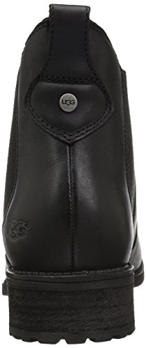 Bonham Ugg Boot Black Women Noir qz5z7ax