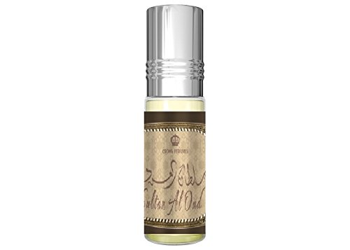 Sultan Oud al Rehab 6ml parfümöl de gran calidad Cojín Árabe Oud misk Musk