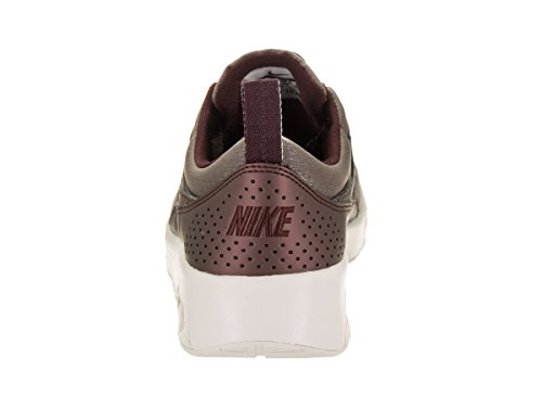 Nike Womens Air Max Thea Prm Scarpa Da Running In Mogano Metallico
