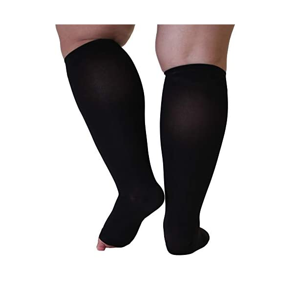 Opaque Compression Socks