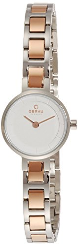 OBAKU watch 2 needle V198LXCISC Ladies