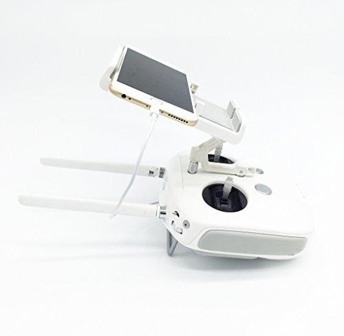 Rantow 33 centimetri fulmine al cavo USB per DJI Phantom 3 / Phantom 4 / Inspire 1, Fit iPhone di Apple 5 5S 6 6plus, iPad 4 Aria 1 2 Mini 1 2 3