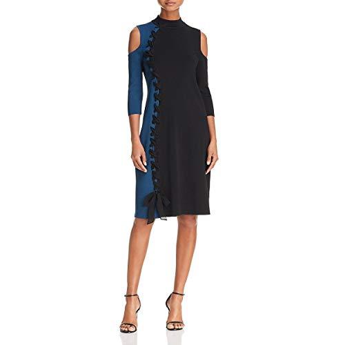 NIC+ZOE Women's Swirl Dress, Multi -