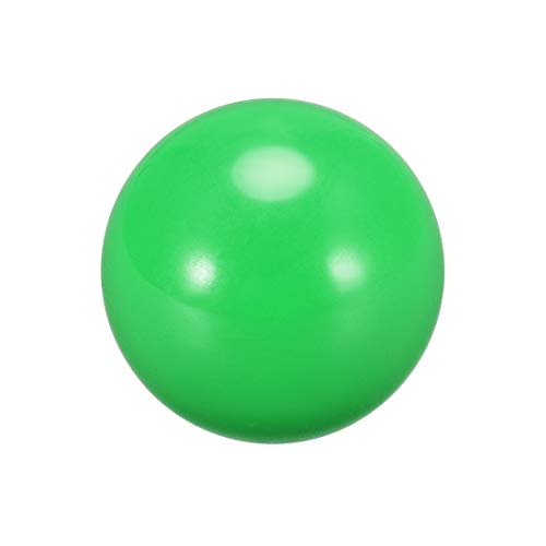 uxcell Joystick Ball Top Handle Rocker Round Head Arcade Fighting Game DIY Parts Replacement Green