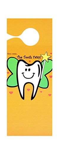 Maison Chic Tooth Fairy Plush Pillow w/ Tooth Fairy Book Set (Tooth Fairy Princess Tessa Audrey Wood) by Tooth Fairy Fun (Image #3)