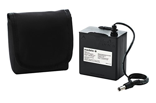 (Medela Pump in Style Battery Pack, Portable Unit for 9 Volt Pump in Style Advanced Breast Pump, Authentic Medela Spare Parts, Uses AA Batteries)