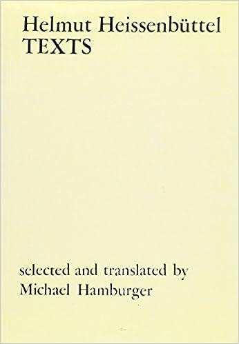 Slikovni rezultat za helmut heißenbüttel translated by