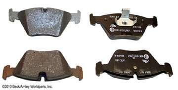 Beck Arnley 088-1361M Axxis Metal Master Brake ()