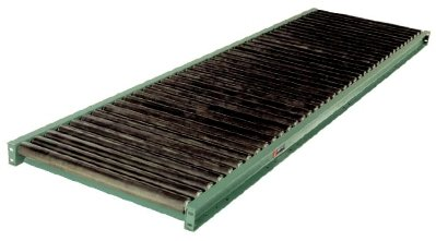 Roach-Conveyor-2-12-Inch-Dia-Roller-Conveyor-With-3-In-Roller-Ctr-10-Ft-Long-Hdrc-31-3-10-Between-Frame-In-31-Oaw-WidthIn-34-Roller-Center-3-In-Length-10-Ft-251S-31-3-H-10