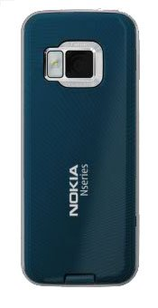Nokia N78 GSM Unlocked Mobile Phone (Light Blue) - International Version No