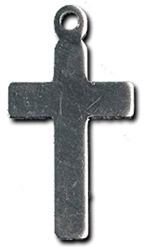 Agora Blank Metal Cross with H