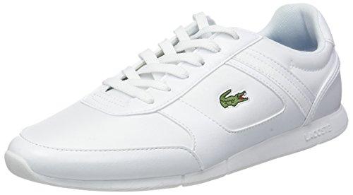 Sport Uomo Dk 2 Blu Bianco 318 Cam X96 Sneaker Menerva Lacoste Wht YCqx5wz5