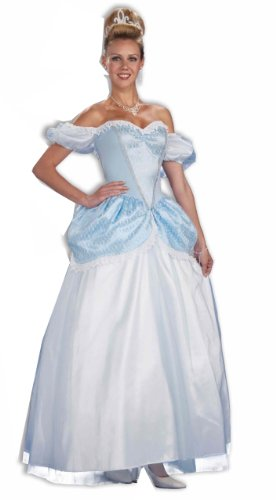Forum Fairy Tails Fashions Storybook Princess Costume, Blue,