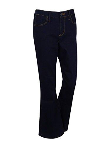 Blue 2 Flare Stretch Jean - 9