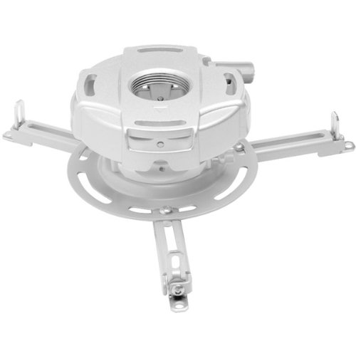 Price comparison product image Peerless PRG-UNV-W Precision Gear Universal Projector Mount - White (Discontinued by Manufacturer)