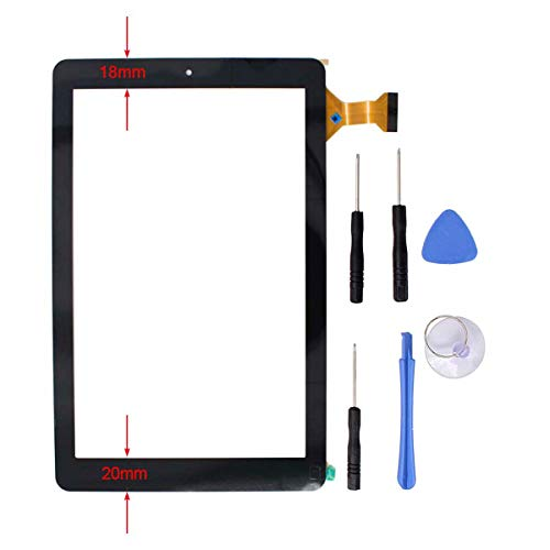 - Digitizer Touch Screen Panel Replacement for RCA 10 Viking Pro 10.1