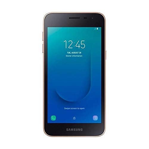 Samsung Galaxy J2 Core 2018 Factory Unlocked 4G LTE (USA Latin Caribbean) Android Oreo SM-J260M Dual Sim 8MP 8GB (Gold) (Unlocked Cheap Android Phone)