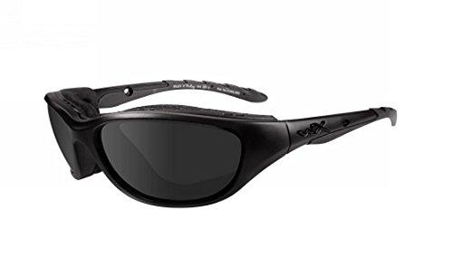 Wiley X Airrage Sunglasses Smoke Grey/Matte Black - X Wiley Prescription Sunglasses