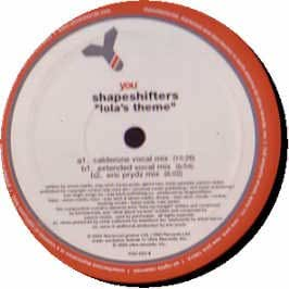 Shapeshifters Lola S Theme Vinyl Amazon Com Music