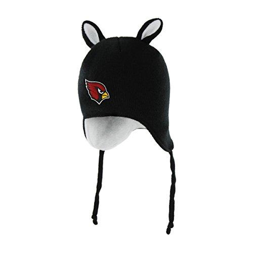 時折小説家サスペンドNFL Infant ' 47 Little Monsterニット帽子 ブラック