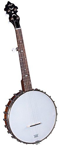 SAGA SS-10P Travel Banjo by Saga Musical Instruments