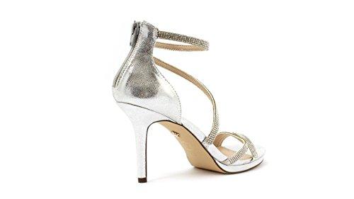 Sandalo Skylight Reed Silver Nina YF Wq06qaX
