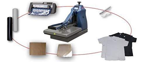 """ASC Technology Cutter (Graphtec CE6000-40 15"""") and Heat Press (HIX HT-400) Deal 2"""