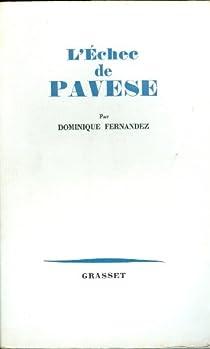 L'échec de Pavese par Fernandez