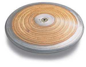 激安の 1.5 K Competitor木製Discus K B009KKTKOS B009KKTKOS, ふれあいGift:61606f61 --- arianechie.dominiotemporario.com