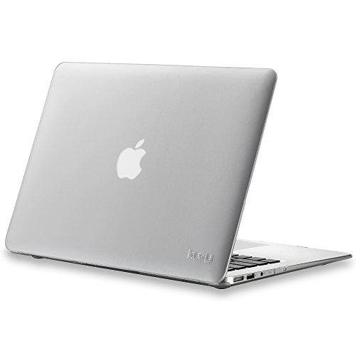 Kuzy - AIR 13-inch Rubberized Hard Case SeeThru for MacBook