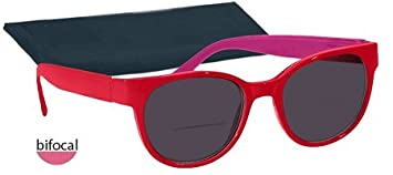847fd684f53 Image Unavailable. Image not available for. Color  Peepers Debut Bifocal  Sunglasses