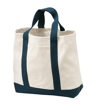 Canvas Grocery Tote - 9