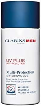 Clarins Men Uv Plus Multi-Protection Anti-Pollution Spf50 50ml